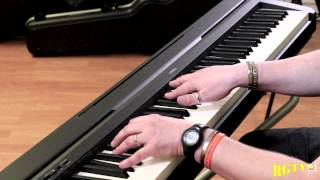 Yamaha P45 - Demo Grand Piano by Andrea Girbaudo
