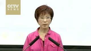 Download Only candidate in KMT primary passes opinion polls in Taiwan 3Gp Mp4