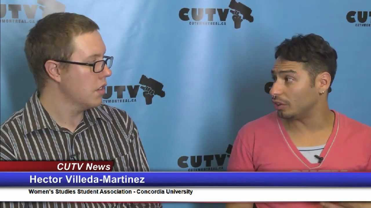 CUTV News September 12 2012 - The Aftermath of the Strike at Concordia