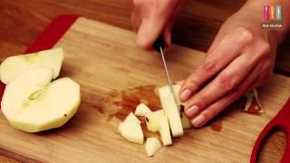 Kuru Üzümlü Elmalı Kek
