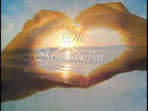 Matahariku - Topeng with lyric
