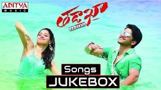 Tadakha - Tadakha Telugu Movie Full Songs | Jukebox | Naga Chaitanya, Sunil, Tamanna, Andrea Jeremiah