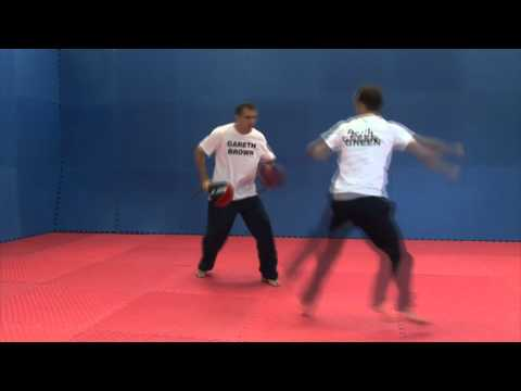 Olympic Taekwondo Coach Paul Green Kicking Speed And Power video