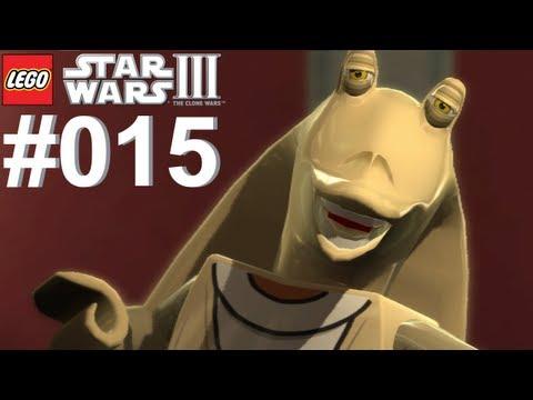 Let's Play LEGO Star Wars 3 The Clone Wars #015 Der Freikauf [Together] [Deutsch]