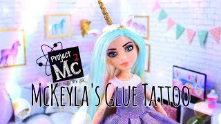 Unbox Daily: Project MC2 | McKeyla's Glue Tattoo PLUS Science Experiment!