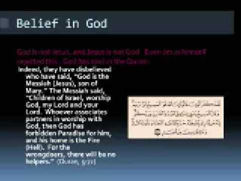 What is Islam ? - jews,christians,atheists you must see 2/3