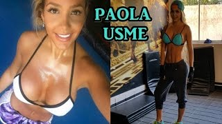 Paola Usme - Total Body Workout for Women to Build Muscle