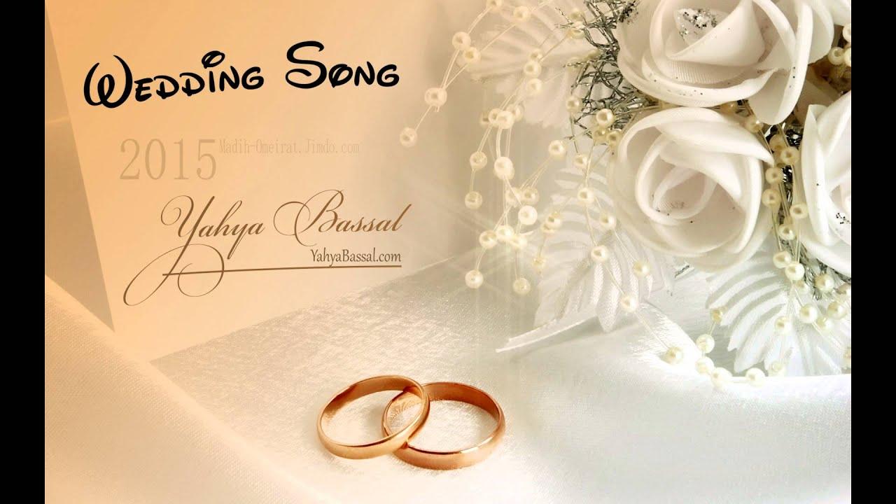 Happy love song wedding