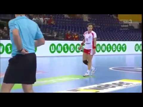 Rzuty Karne Piłka Ręczna Kobiet 2017 (Polska-Angola)