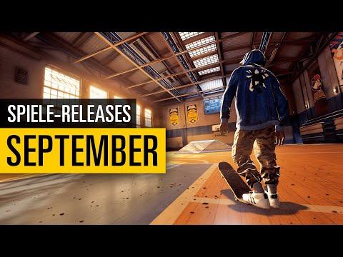 Spiele-Releases im September 2020 | Für PC, PS4, Xbox One und Switch