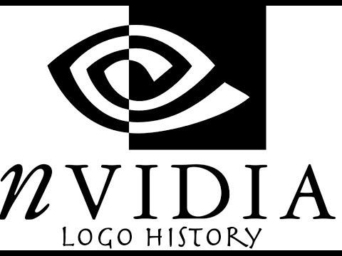 NVidia Logo History 18