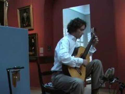 Gerard Cousins performs 'Elystan'