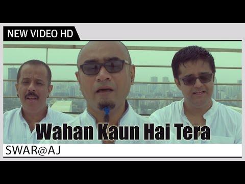 Wahan Kaun Hai Tera - Swar@aj | S.D Burman | Music Video