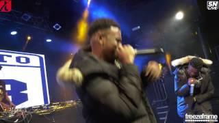(Lotto Boyzz) - No Don (Live @ KOKO London) @lotto_lucas @lotto_ash