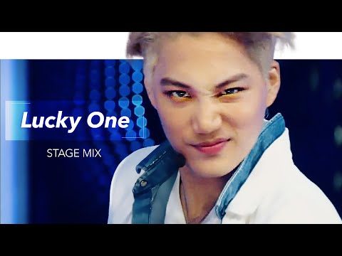 [LIVE] EXO「Lucky One (럭키 원)」TV Performance Stage Mix Special Edit.