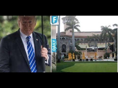 TRUMP IS DEVASTATED ABOUT WHAT'S  ALREADY HAPPENING AT HIS PALM BEACH RESORT!
