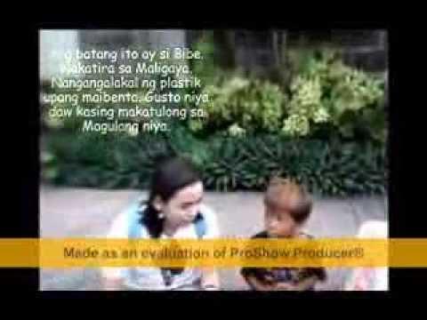 Filipino Values Education Filipino Values Documentary