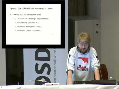 NSA operation ORCHESTRA: Annual Status Report