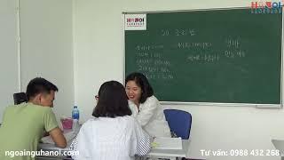 Luyện nghe nói tiếng Hàn - Bài 20 Cách chế biến món ăn
