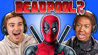 Download Lagu GENERATIONS REACT TO DEADPOOL 2 TRAILER Gratis STAFABAND