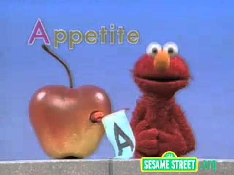 Sesame Street   Letter A