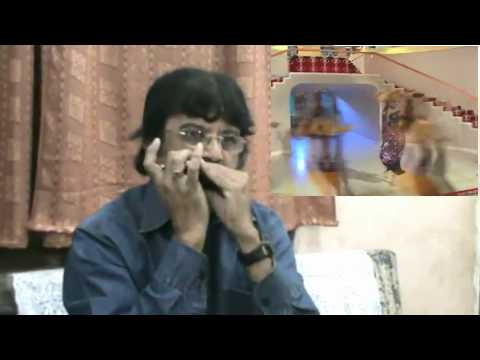 Duniya Me Logo Ko :: Asim Banerjee On Harmonica video