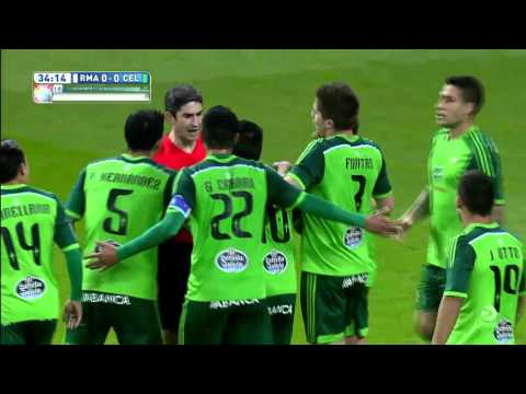 C.Ronaldo Dive vs Celta Vigo 2014/2015