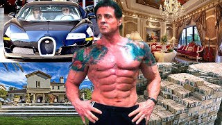 Sylvester Stallone's Lifestyle ★ 2019