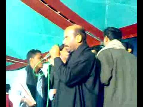 Akbar As Kae Bhaen Hoosein Noha  Mukhtiar Ali Sheedi Mihon Khan Rind Nawab Shah 22 Moharam  2011 video