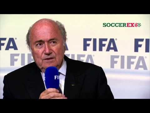 Would Nelson Mandela agree? FIFA's Blatter on stripping World Cup from Russia: 'Boycotts don't help'