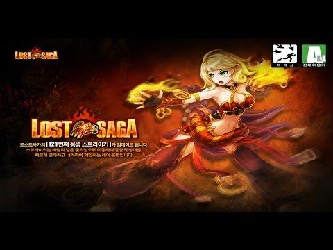 Korean Lost Saga Striker First Look Hero 121 Legendary