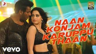 Naan Konjam Karuppu Thaan Video Song HD Kaththi Sandai  l Vishal, Tamannaah