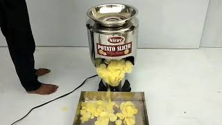 POTATO CHIPS PLANT / POTATO CHIPS MACHINE - MO.9979893935