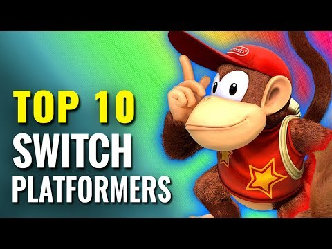 Top 10 Switch Platformer Video Games