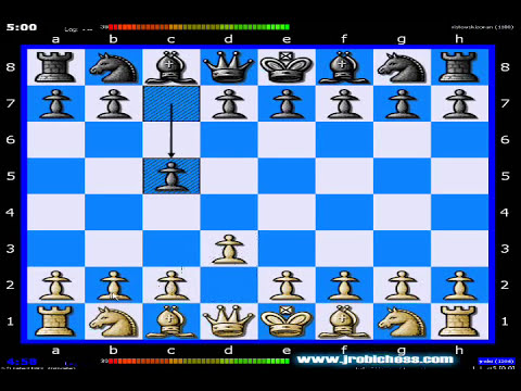 Chess Blitz #11 - Introducing the Pincer Attack