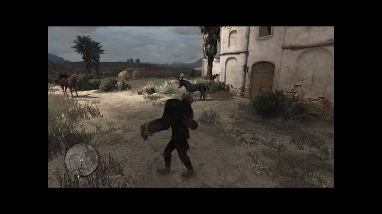 how to get a lasso on red dead redemption