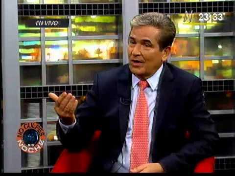 JORGE LUIS PINTO EN NO CULPES A LA NOCHE  16-10-14