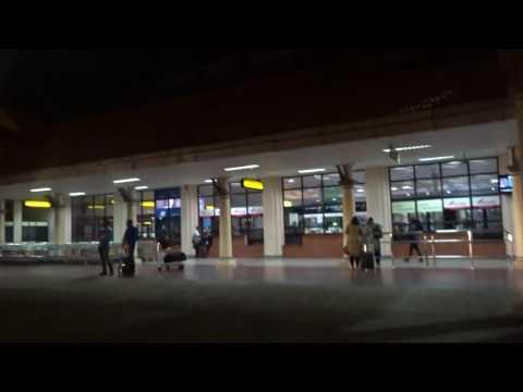 アキーラさん利用①インド・コーチン・コーチン空港!Cochin airport in India