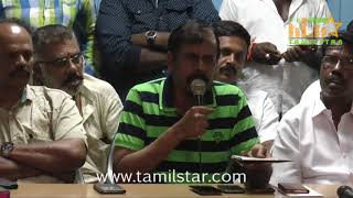 FEFSI Union Urgent Press Meet