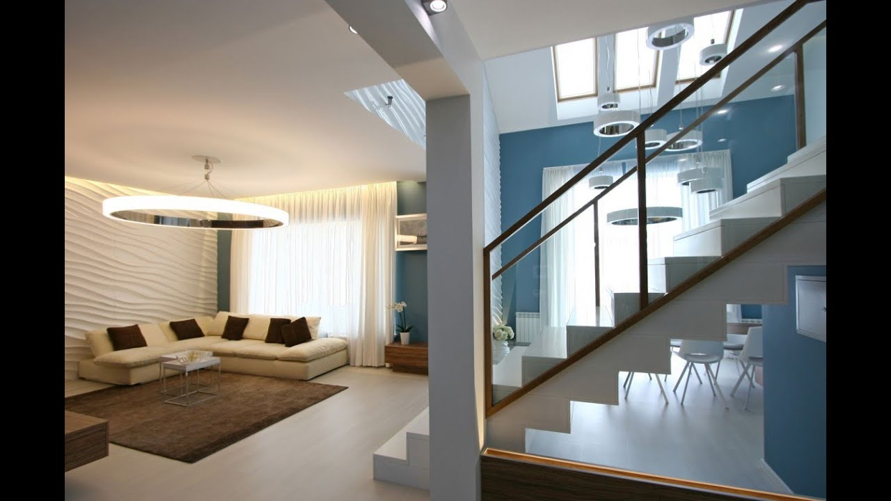 Dise o de casa moderna de dos plantas m s planos youtube for Planos de casas pequenas de dos plantas