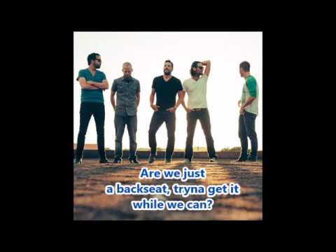 Written in the sand Old Dominion lyrics NEW SONG!!