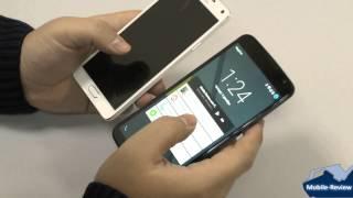 Сравнение Nexus 6 и Samsung Note 4