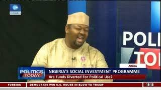 Are Social Investment Funds Diverted For Political Use? Ahmed Posits |Politics Today|