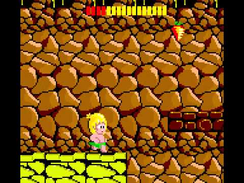 Wonder Boy - Vizzed.com Play - User video