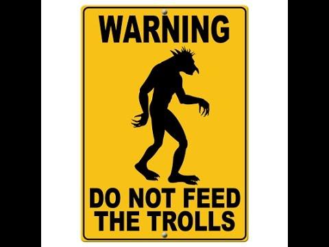 Don't Feed the Trolls