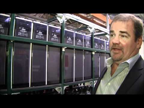 The Data Center Marketplace Tour of Fortress Colocation Part 1 08182011