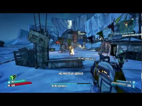 Borderlands 2 - Gtx660-2gb Ultra - Physx High