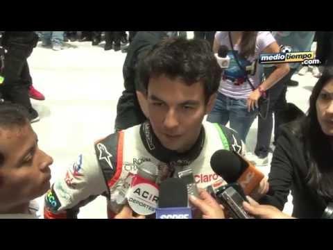 'Checo' seguiría con Force India en 2015