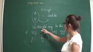 9강 Định ngữ trong tiếng Hàn