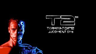 Игра терминатор 2 судный день прохождение сега